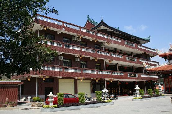 安海水心寺